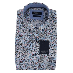 New 2019 Giordano Short Sleeve Shirt - Multicolour Splash