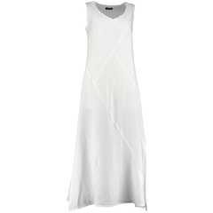 Spring 2019 Pomodoro Dress - Cutabout Dress - White