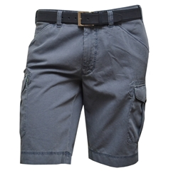 Meyer Cargo Shorts - Blue - Orlando 5016 18