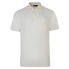 Gabicci Half Sleeve Shirt - Cream