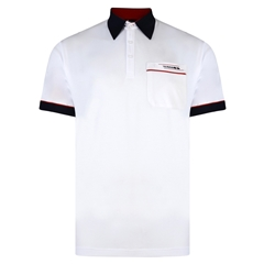 Gabicci Half Sleeve Shirt - White