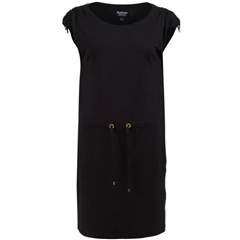 New 2019 Barbour International Sprinter Dress - Black