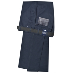 Spring 2019 Bruhl Cotton Trouser - Midnight Blue - Montana 183100 660