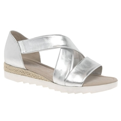 Gabor Promise Sandals - Silver