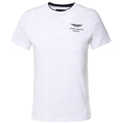 Spring 2019 Hackett Aston Martin Tee - Optic White