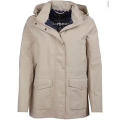 New 2019 Barbour Backshore Waterproof Breathable - Mist