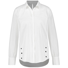 Gerry Weber Bell Sleeve Shirt - White