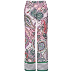 Gerry Weber Paisley Trousers - Multi
