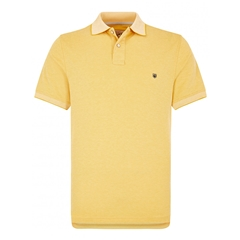 Dubarry Men's Polo Shirt - Kylemore - Sunset Yellow