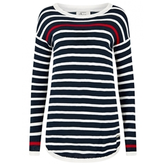 Dubarry - Women's Abbeyside Sweater - Navy