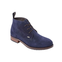 Dubarry Men's Suede Boots - Waterville - French Navy