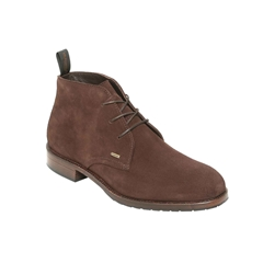 Dubarry Men's Suede Boots - Waterville - Cigar Brown