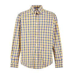 Dubarry Coachford Men's Shirt - Sunflower