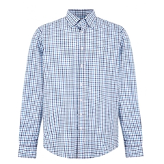 Dubarry Frenchpark Men's Shirt - Blue