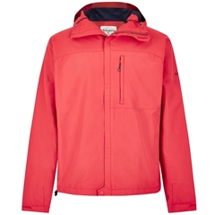 Dubarry Men's Waterproof Jacket Ballycumber - Poppy