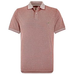 Dubarry Men's Polo Shirt Kylemore - Ruby Red