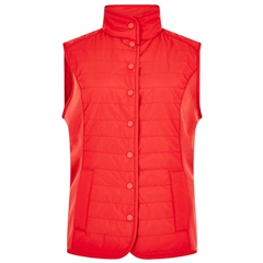 Dubarry - Ladies Gilet - Bayview Poppy