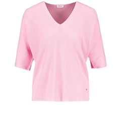 Gerry Weber Lightweight Jumper - Candy Pink