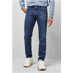 M5 By Meyer Classic Fit Denim Jean - Blue - 6209 18