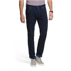 M5 By Meyer Slim Denim Jean - Dark Blue - 6206 19