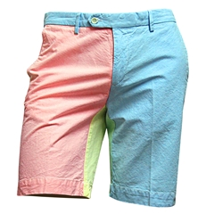 New 2019 Hackett Multicoloured Shorts