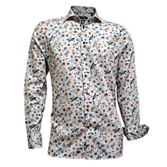 Giordano Shirt - Multi Flowers