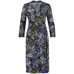 Gerry Weber Wrap Effect Dress - Navy