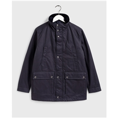 The Gant Double Decker Jacket - Navy