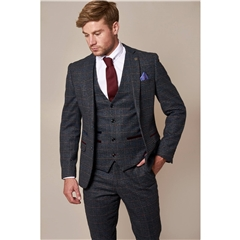 Marc Darcy Luca 3 Piece Men's Suit