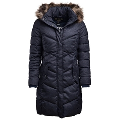 Barbour Sternway Quilted Jacket - Navy
