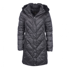 Barbour Reesdale Quilted Jacket - Ash Grey