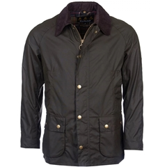 Barbour Ashby Waxed Jacked - Olive