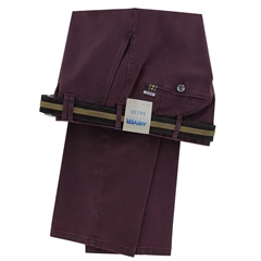 Meyer Cotton Twill Trouser - Cordovan - Rio 3512 57 - Online Exclusive