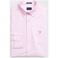 New 2020 Gant The Oxford Shirt - Light Pink