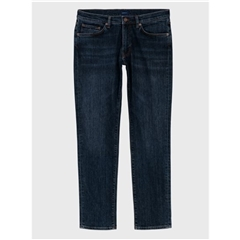 Gant Slim Fit Jeans - Dark Blue