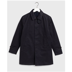 Gant Weather Coat - Evening Blue