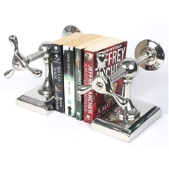 Aluminium Screw Bookends