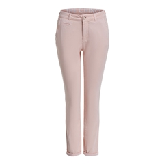 New 2020 Oui 'The Chino' Trouser - Peach