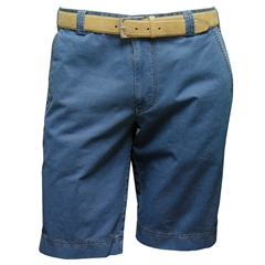 New 2020 Summer Meyer Shorts - Blue - Palma B 5001-18