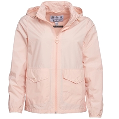 New 2020 Barbour Overland Waterproof Jacket - Coral