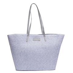 New 2020 Barbour Cooper Tote Bag - Blue