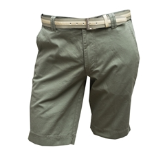 Meyer Shorts - Khaki - Palma B  3120 26