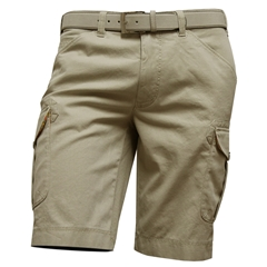 New 2020 Summer Meyer Cargo Shorts - Beige 3122 32