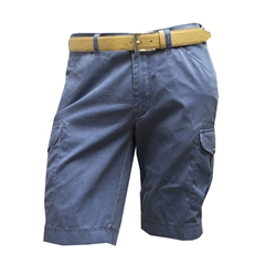 Meyer Cargo Shorts - Blue 3122 17