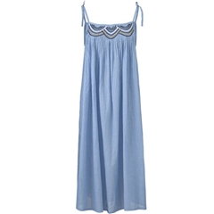 New 2020 Masai Ollie Dress - Brunnera Blue