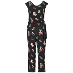 New 2020 Gerry Weber Wrap Over Jumpsuit - Black