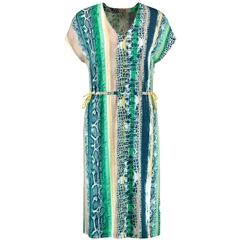 New 2020 Gerry Weber Drawstring Dress - Green