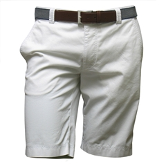 Meyer Shorts - White - Palma B  3120 40