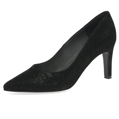 Peter Kaiser Elfi Womens Court Shoe - Black