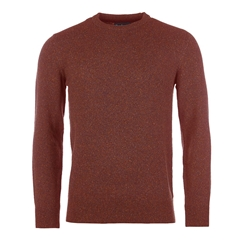 New 2020 Autumn Barbour Tisbury Sweater - Ruby